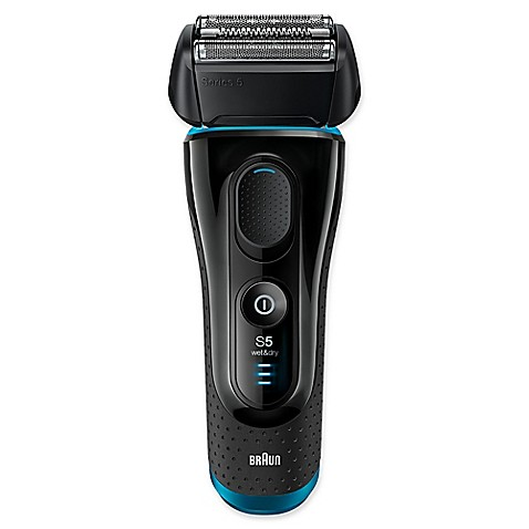 buy braun series 5 5040s men 39 s electric shaver from bed. Black Bedroom Furniture Sets. Home Design Ideas