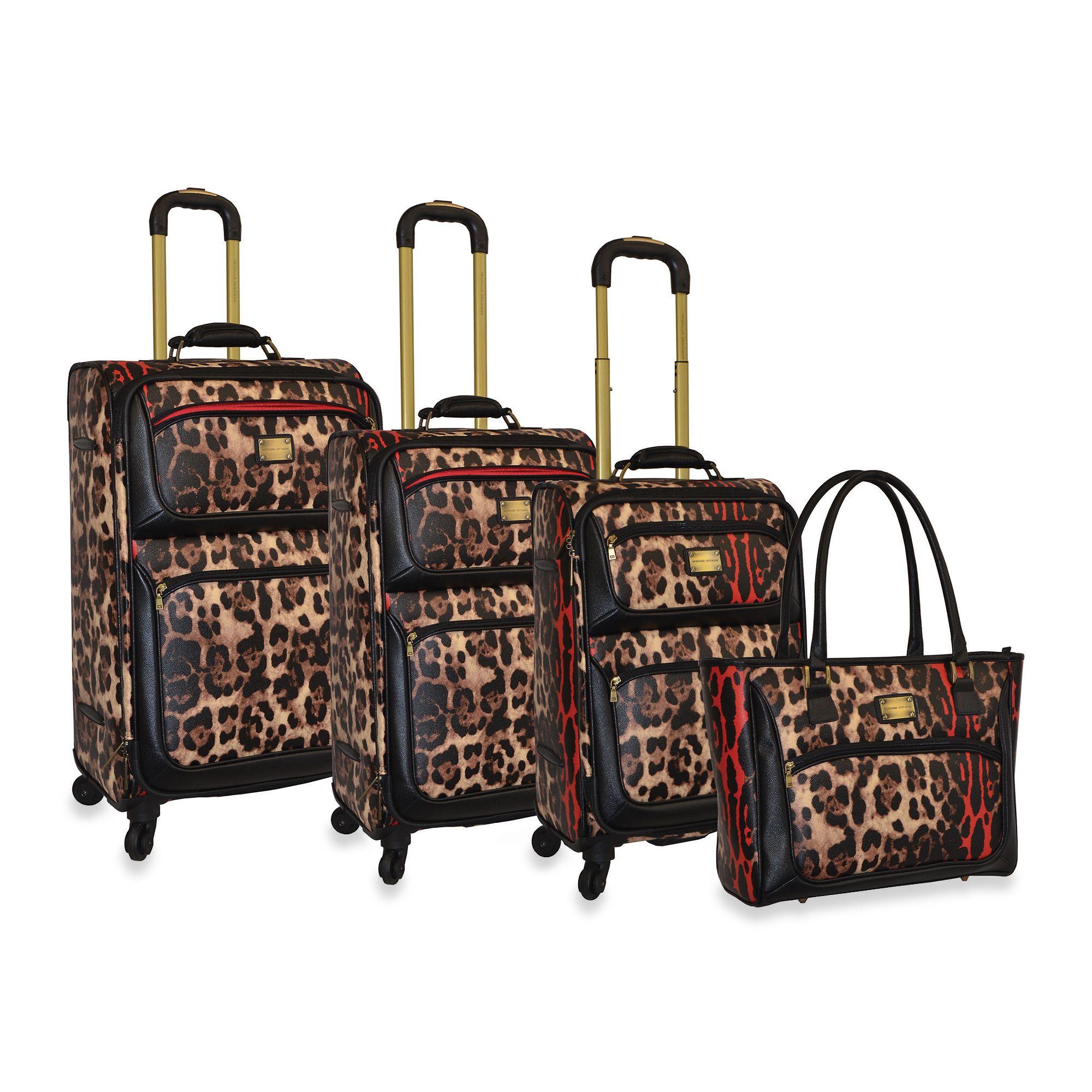 Hawaiian Luggage Sets Spinner Luggage Set