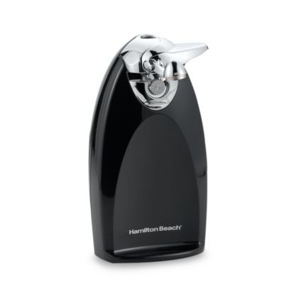 Hamilton Beach® Classic Chrome Heavyweight Can Opener