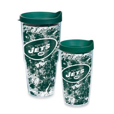 Tervis® NFL New York Jets Splatter Wrap 24 oz. Tumbler with Lid