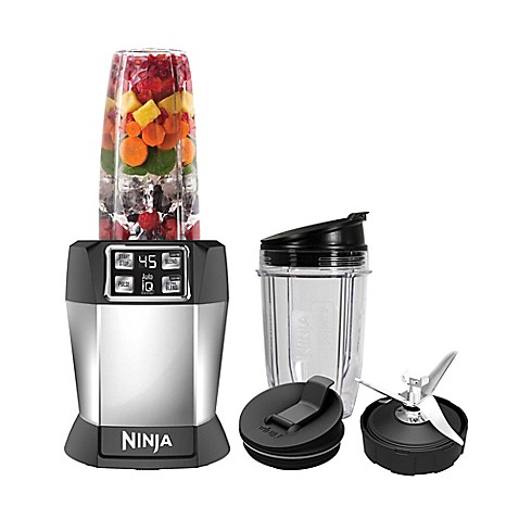 Nutri Ninja® 8-Piece Extractor Blender Set with Auto-iQ™ - BedBathandBeyond.com