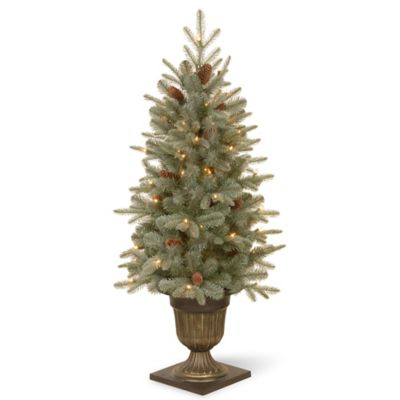 National Tree 4-Foot Feel-Real® Artic Spruce Christmas Tree