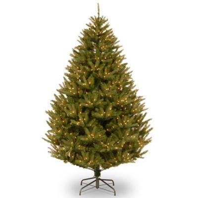 National Tree 7.5-Foot California Cedar Christmas Tree