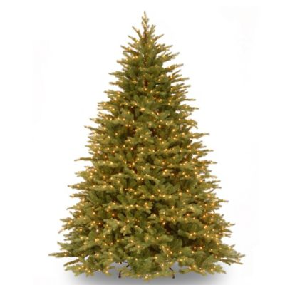 National Tree 7.5-Foot Nordic Spruce Christmas Tree