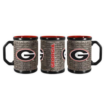 University of Georgia Stonewall Mug