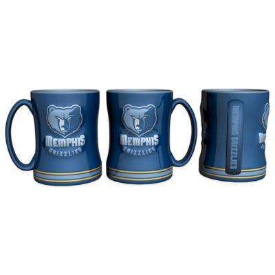 NBA Memphis Grizzlies Relief Mug