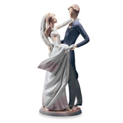 Lladro I Love You Truly Figurine