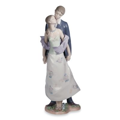 Lladro Perfect Match Porcelain Figurine