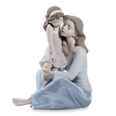 Lladro Mommy's Little Girl Porcelain Figurine