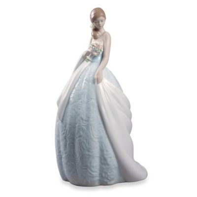 Lladro Her Special Day Figurine