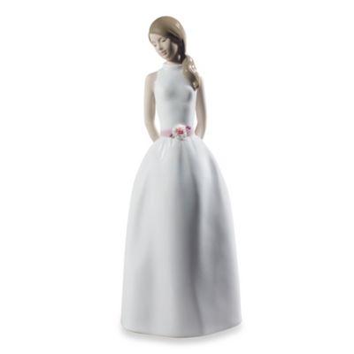 Lladro Sweet Adolescence Porcelain Figurine