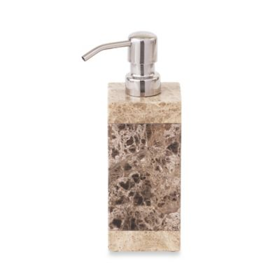 Montecito Marble Lotion Dispenser