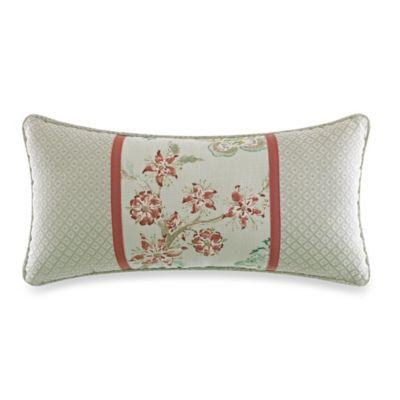Croscill® Retreat Boudoir Throw Pillow
