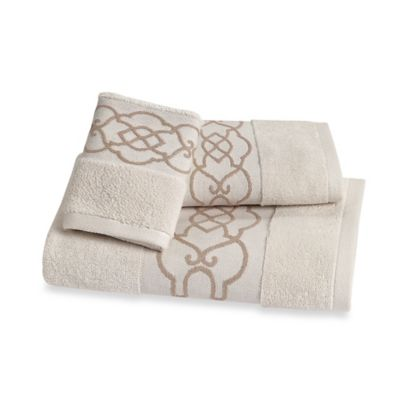 Iron Gates Fingertip Towel