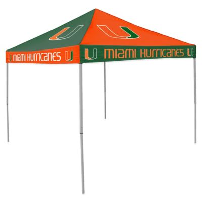 University of Miami Canopy Tent