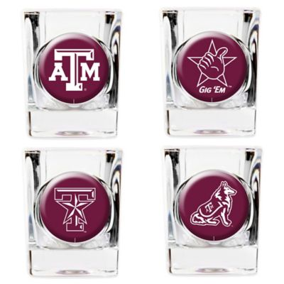 Texas A&M University Shot Glasses