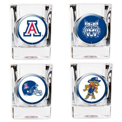 University of Arizona Shot Glasses