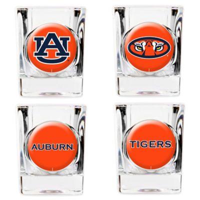 Auburn University Shot Glasses (Set of 4)