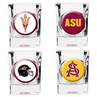 Arizona State University Shot Glasses (Set of 4)