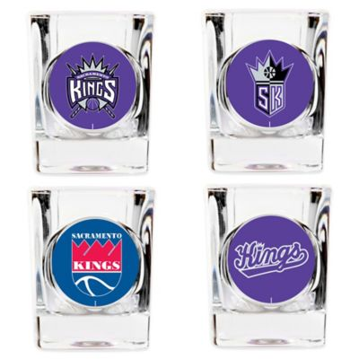 Sacramento Kings Shot Glasses
