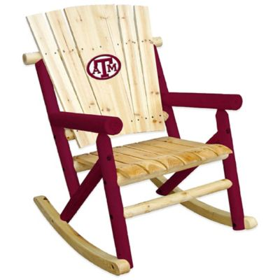 Texas A&M University Rocking Chair