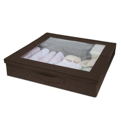 JJ Cole® Pack and Store Organizer in Cocoa