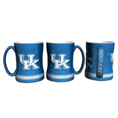 University of Kentucky Relief Mug