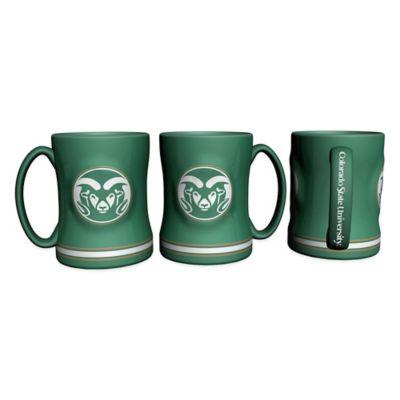 Colorado State University Relief Mug