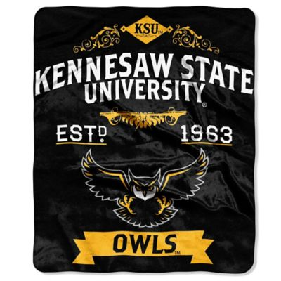 Kennesaw State University Raschel Throw