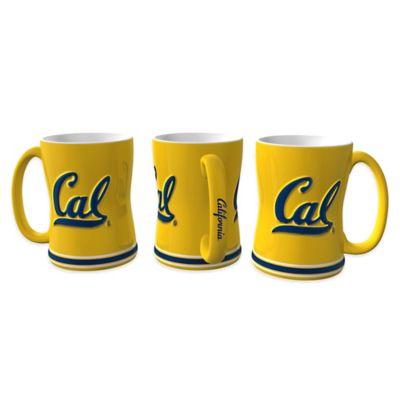 University of California Berkeley Relief Mug