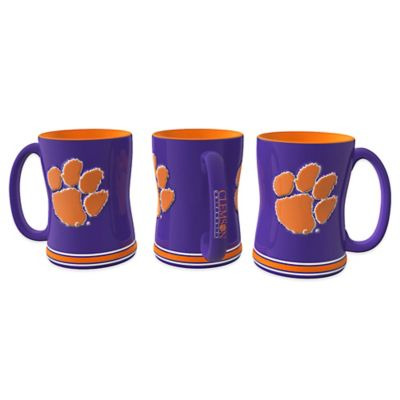 Clemson University Relief Mug