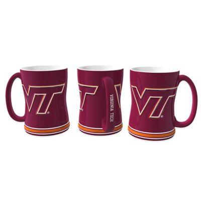 Virginia Tech Relief Mug