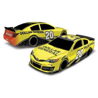 Matt Kenseth 2014 #20 Dollar General Plastic Toy Car - from NASCAR