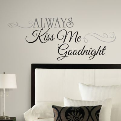 Kisses Baby Wall Decor