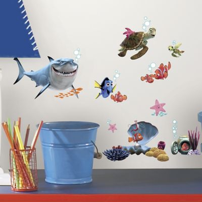 "RoomMates ""Finding Nemo"" Peel & Stick Wall Decals"