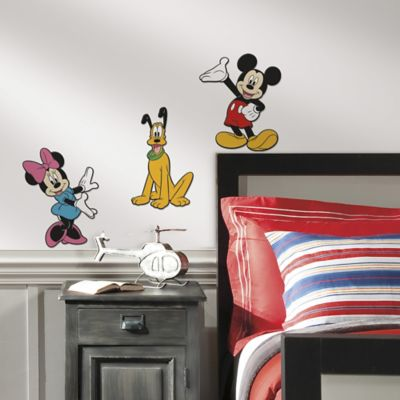 RoomMates Mickey Mouse 3D Foam Wall Decals
