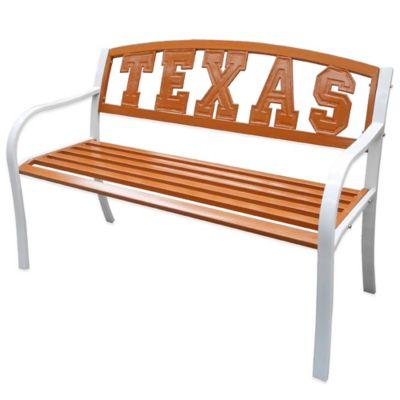 University of Texas Bench