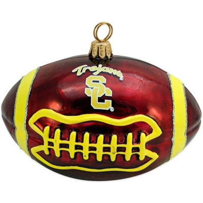 USC Football Christmas Ornament