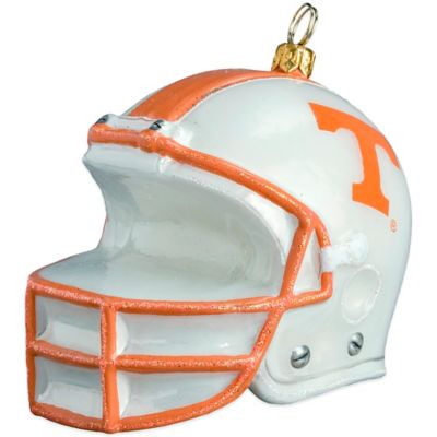Joy to the World Collectibles University of Tennessee Helmet Christmas Ornament