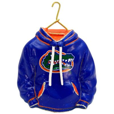 University of Florida Hoodie Christmas Ornament