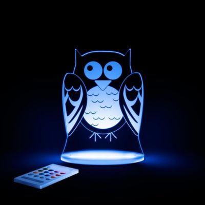 aloka-designs Owl Nightlight