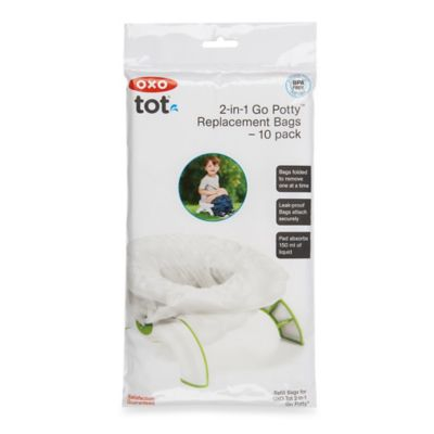 OXO Tot® Go Potty 10-Pack Refill Bags