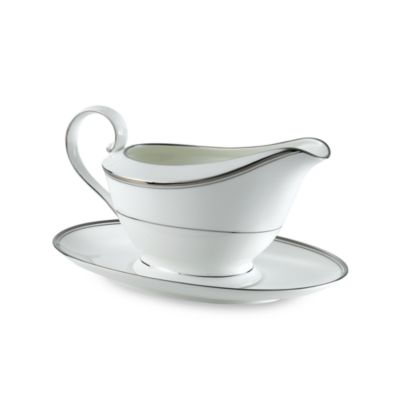 Platinum China Gravy Boat