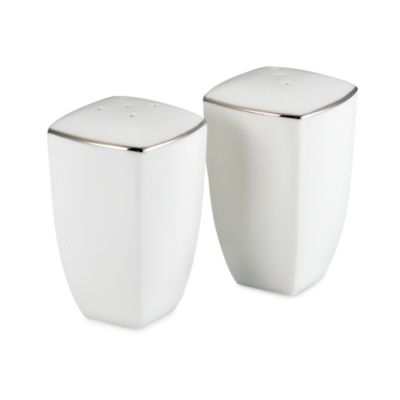 Mikasa® Couture Platinum Salt and Pepper Shakers