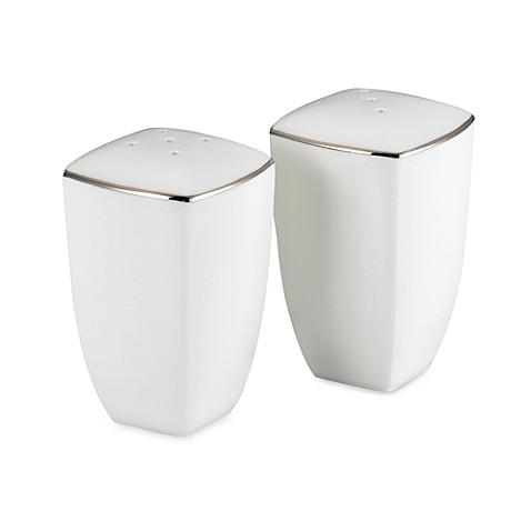 Mikasa® Couture Platinum Salt and Pepper Shaker