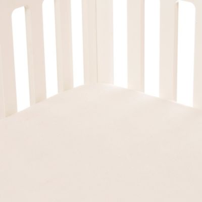 Glenna Jean Jetson Softee Fitted Crib Sheet in Cream