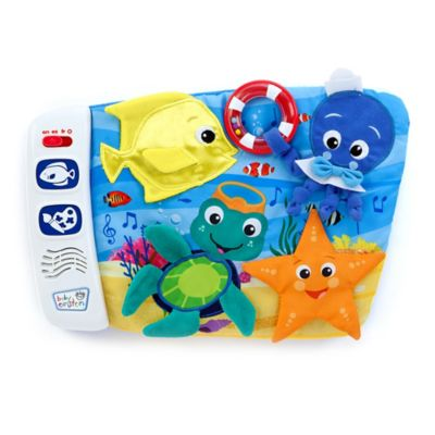 Interactive Toys > Baby Einstein™ Ocean Exploration Play Pad™