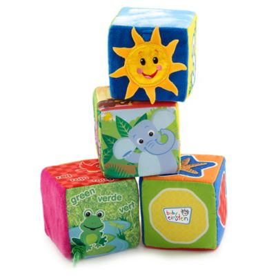 Activity > Baby Einstein™ Explore & Discover Soft Blocks™
