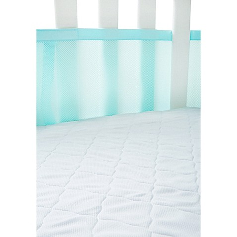 Buy BreathableBaby AirMesh Crib Mattress Pad from Bed