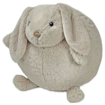 cloud b® Bubbly Bunny Pouf